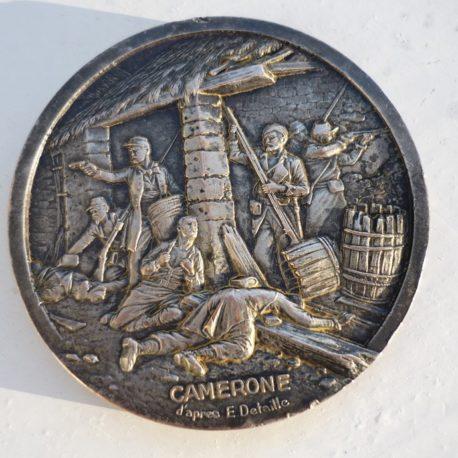 medaille-legion-etrangere bataille caméron