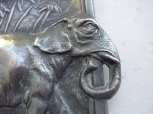 éléphant détail